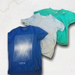 JACK & JONES Bundle Of 3 Large T-Shirts